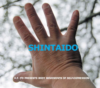 Shintaido DVD cover